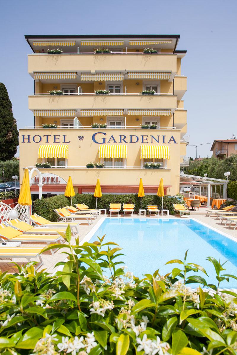 Hotel Gardenia Und Villa Charme Bardolino